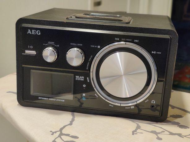 Radio AEG internetowe FM stacja iPhone iPod