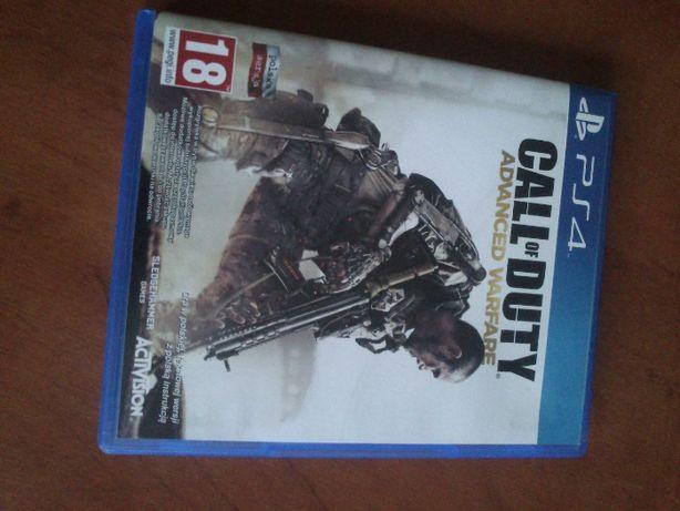 Call od Duty Advanced Warfare ps4