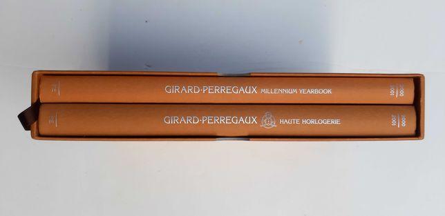 Conjunto 2 Livros Catálogo Girard-Perregaux