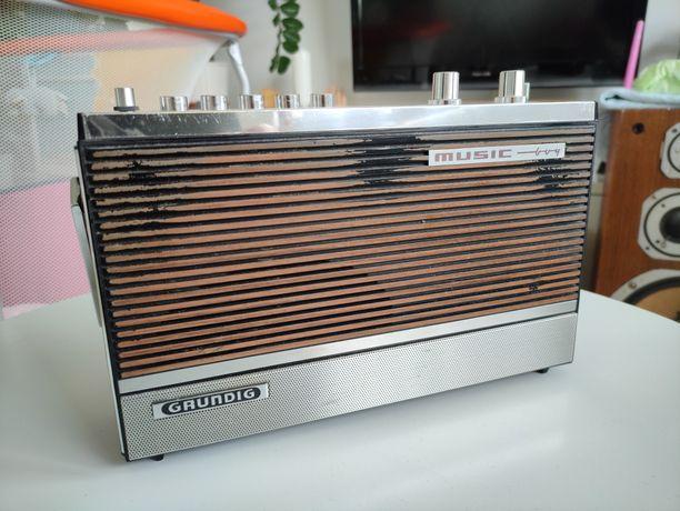 Radio Grundig music boy 70' vintage