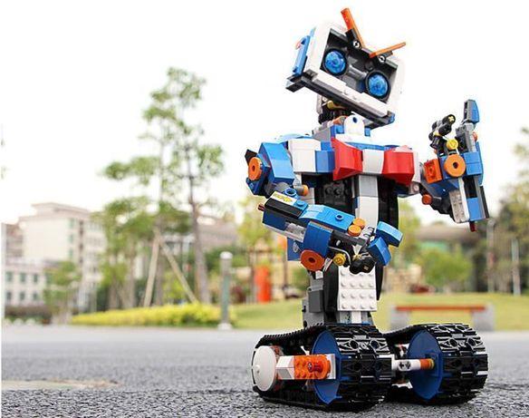 """Конструктор радиоуправляемый MOULD KING 13063 """"Робот"""", 635 л, лего"""