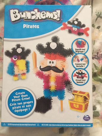 Pirat firmy  Bunchems