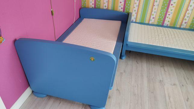Zestaw Mammut 2 łóżko i szafa