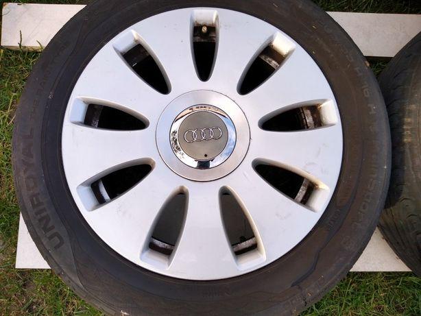 Koło zapasowe 16 cali 5x112 stalowe aluminiowe VW Audi Seat Skoda