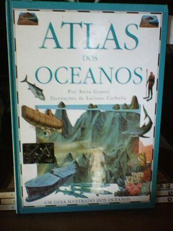 Atlas: Terra - Oceanos - Aves - Civilizações