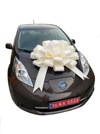 Большой красивый Бант на машину(100см.), украшение для авто в подарок