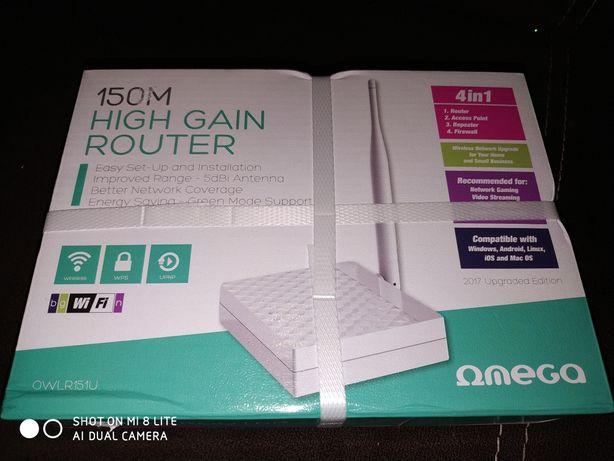 Router wi-fi Omega
