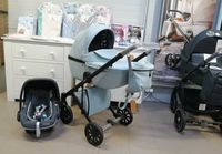 Anex e/type + Maxi-Cosi Peble Pro i-Size - wózek 3w1