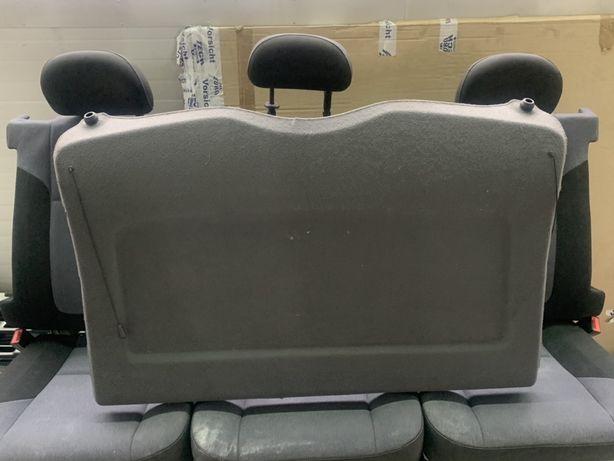 Półka tylna focus II hb 5d bagażnika