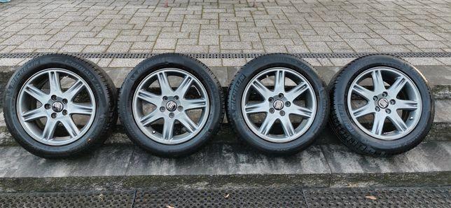 "Koła felgi 16"" Volvo 5x108x65 Michelin Primacy HP 205/55r16"