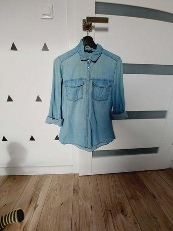 Koszula jeansowa 36