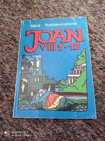 Joan VII 1-12 rodziewiczowna