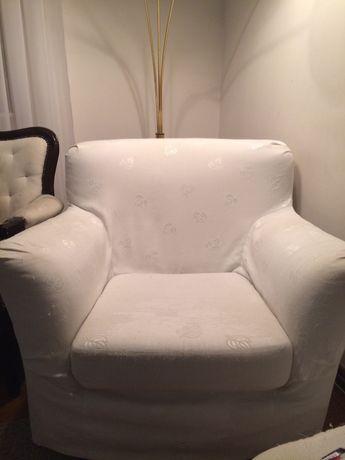 Fotel zdejmowane pokrowce Zarezerowane