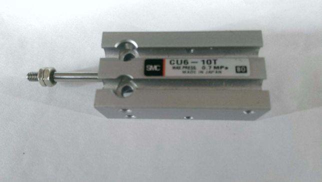 Cilindro Smc pneumático CU6-10T + CDU6-30D novos