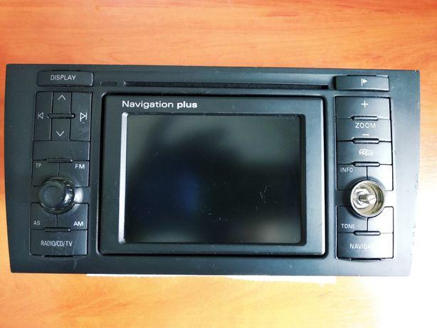 Продам оригинальную штатную аудио систему на Ауди