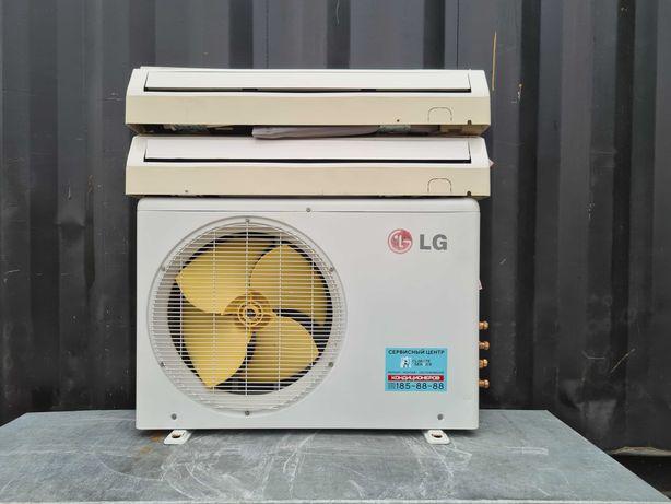 Кондиционер LG multi 9+9 M18L2HNT092 монтаж сервис гарантия ремонт EU