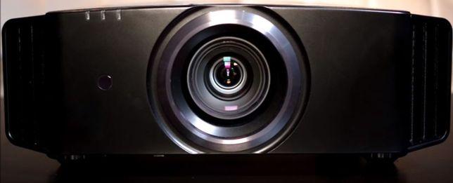 JVC DLA X5000BE 4K RS400 UHD HDR projektor rzutnik 1700ANSI sony