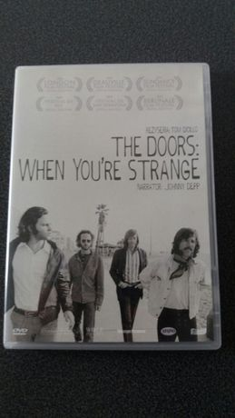 The Doors płyta DVD