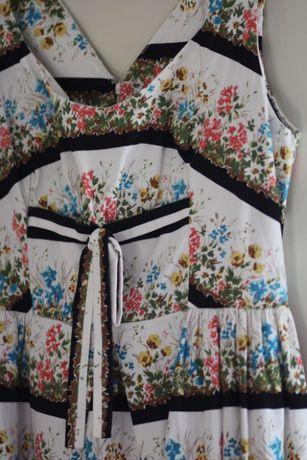 New look vintage wesele sukienka rozm.46 -UK18
