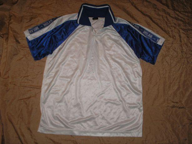 Фан коллекция футбол Milan Italy ретро футболка