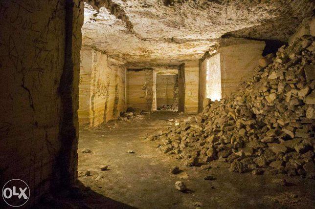 Экскурсия в дикие катакомбы на Молдаванке