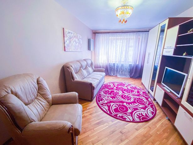 3-комнатная квартира посуточно в центре Полтавы