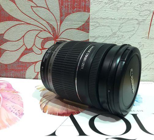 Объектив Canon EF-S 18-200mm
