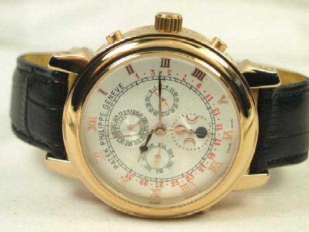 часы Patek Philippe Патек Филип, мужские, два механизма / Sky Moon