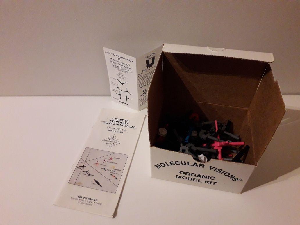 Kit de modelação molecular