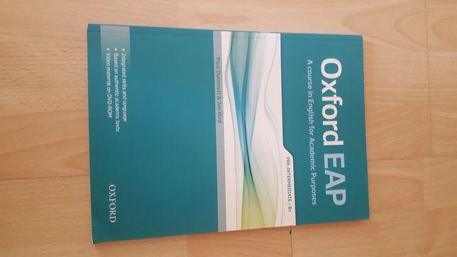 NOWY Oxford EAP: Pre-intermediate/B1 Student's Book + DVD-ROM Pack