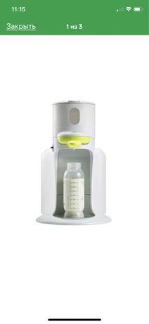 Подогреватель для баночек и бутылочек,стерилизатор  б 3 в 1 Beaba;
