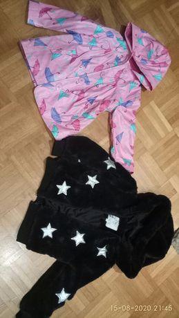 Ubranka dla dziewczynki rozm 110
