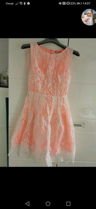 Koronkowa sukienka Orsay Jugów - image 1