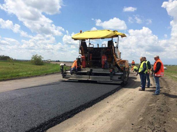 Асфальтирование укладка асфальта ремонт дорог ямочный ремонт
