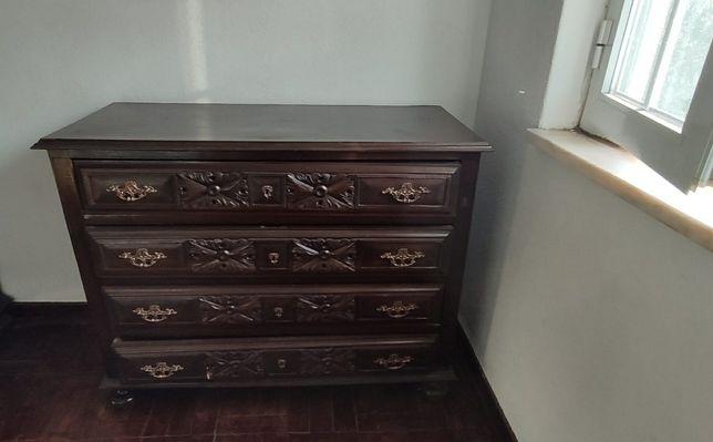 Vende-se mobília de quarto estilo antigo