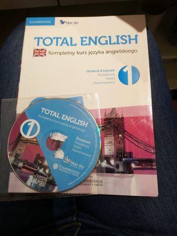 Total English 1 kompletny kurs Cambridge