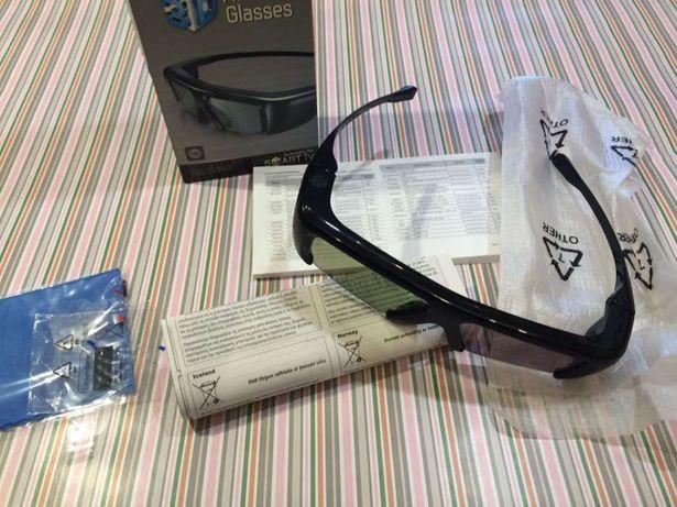 Sprzedam okulary 3D do tv samsung model SSG-3100GB