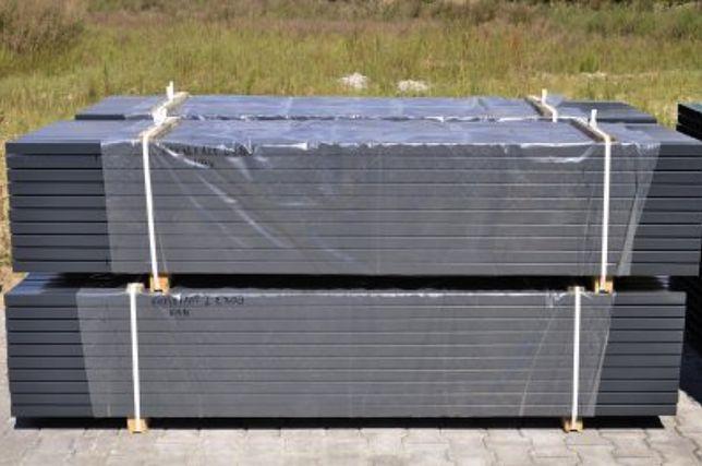 Słupek ogrodzeniowy do paneli 60x40 h 2,3m