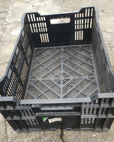 Skrzynka plastikowa 15 kg 600x400x240
