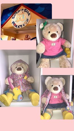 Boneco de Peluche Build a Bear(marca americana)