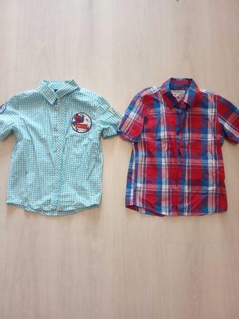 Фірмові сорочки на хлопчика