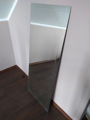 Duże lustro ozdobne