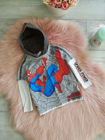 Bluza z kapturem Marvel Spiderman