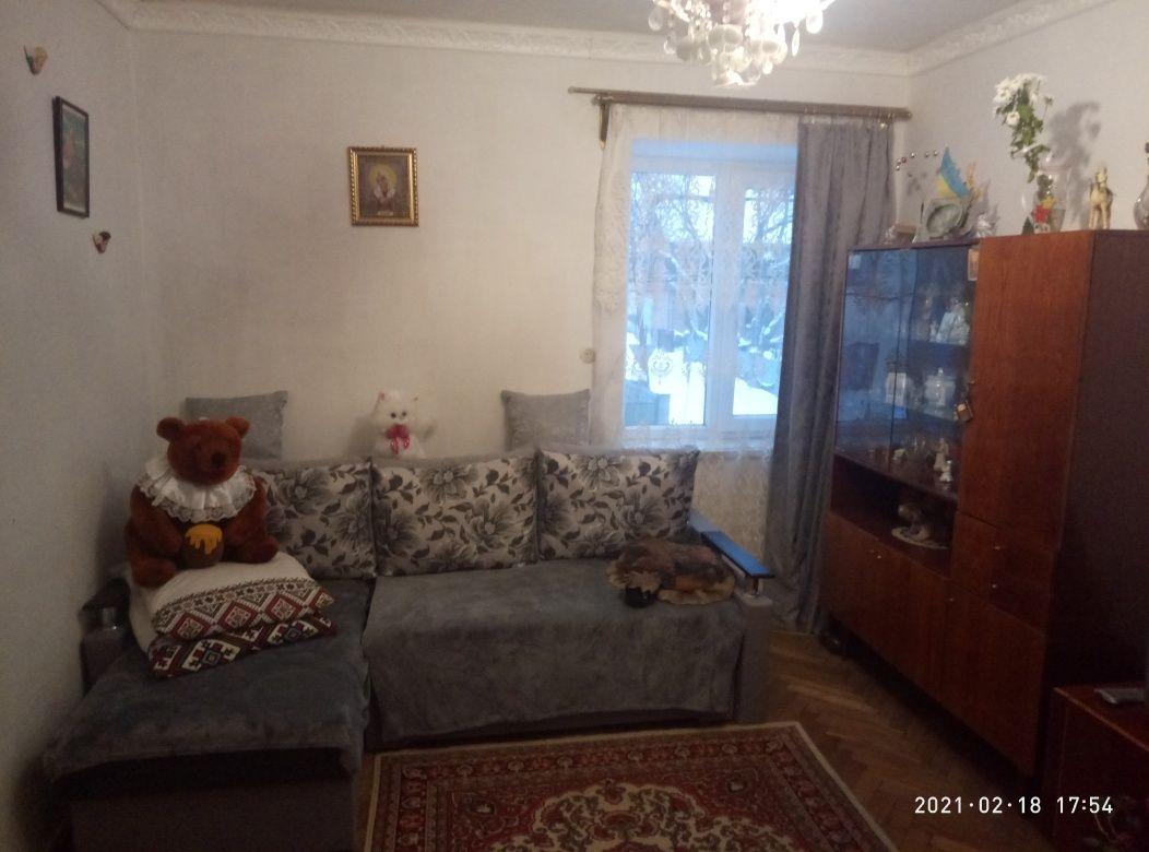 Продається квартира 2х кімнатна