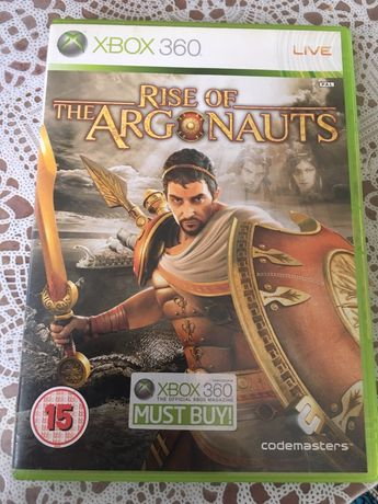 Gra Xbox 360 Ride of the argonauts