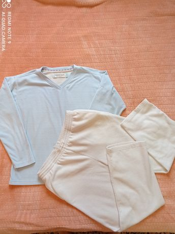 Флисовый домашний костюм,,пижама 50 р, XL