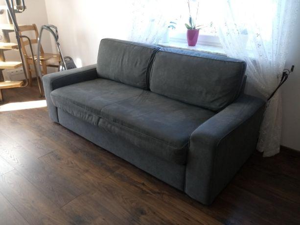 Sofa 3-osobowa rozkładana IKEA VILASUND funkcja spania