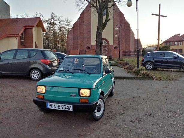 Wynajem auta do ślubu Fiat 126p Polski Fiat FL :)