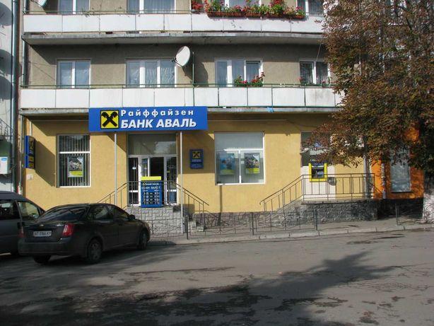 Оренда нежиле, самий центр Рогатина, 134кв.м.