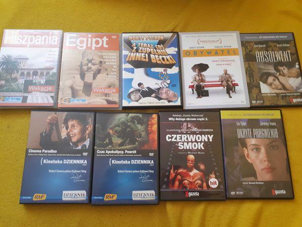 Płyty filmy DVD ok. 50 sztuk